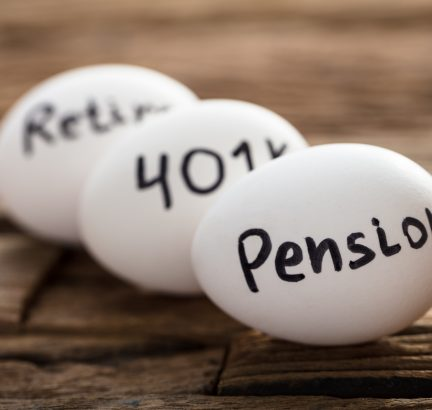 A 401(k) Plan Isn't a Pension Plan